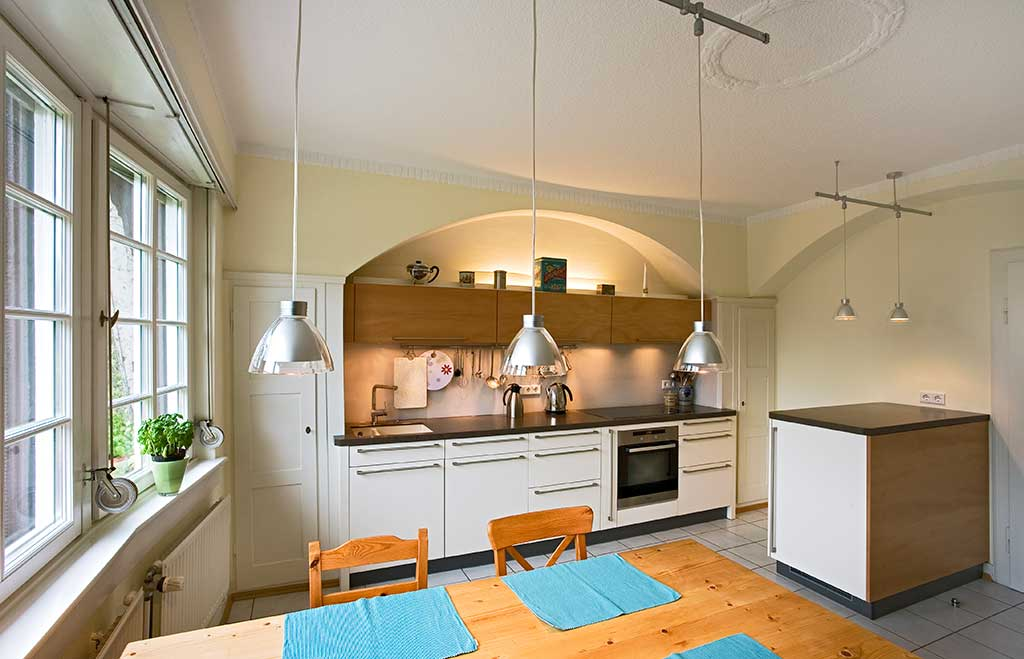 Neue Küche - der neue Liebling des Hauses